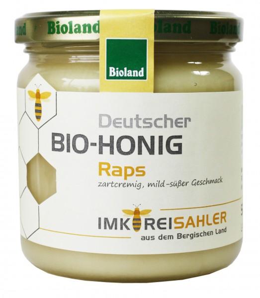Bio-Honig (Raps)