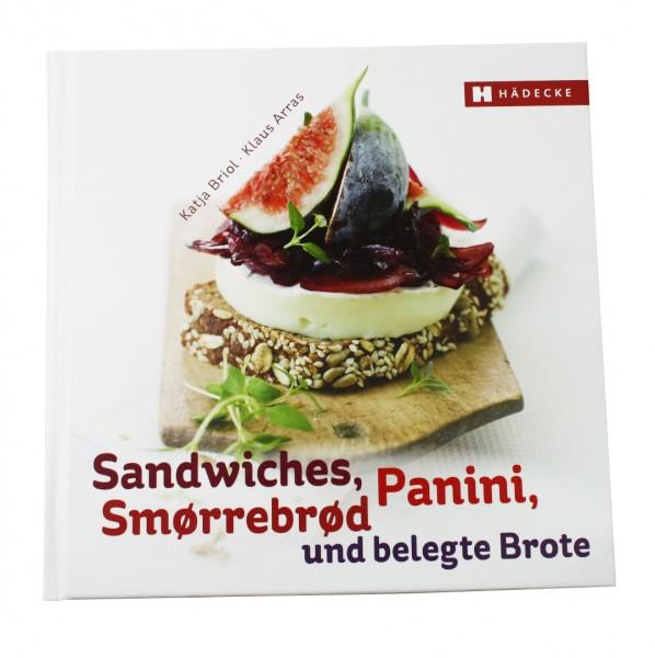Sandwiches, Panini, Smørrebrød und belegte Brote