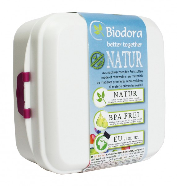 Biodora Lunchbox (11x11x5cm)