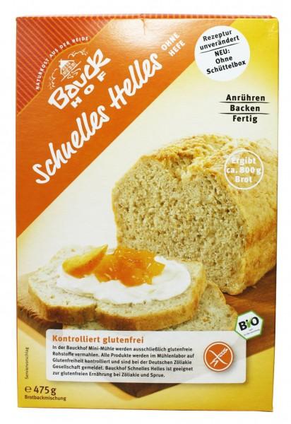 Schnelles Helles (glutenfrei)