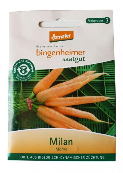 Milan Möhre (Bio-Saatgut)