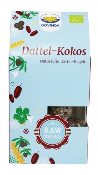Bio Dattel-Kokos Kugeln (120g)
