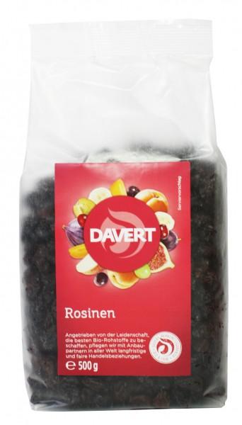 Bio Rosinen (500g)