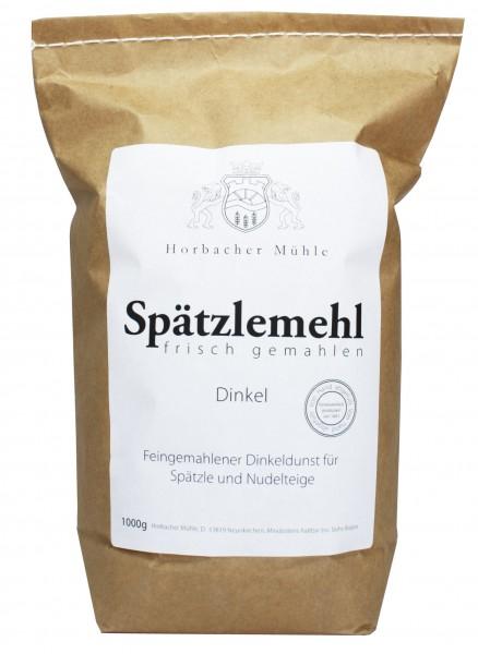 Dinkel-Spätzlemehl (1kg)