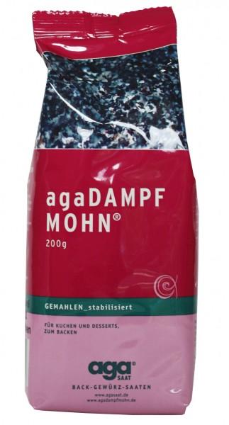 agaDampfmohn (gemahlen) 200g