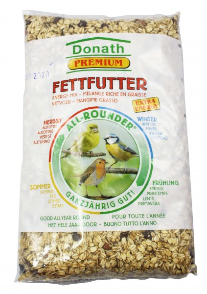 Winterfettfutter für Vögel (1kg)