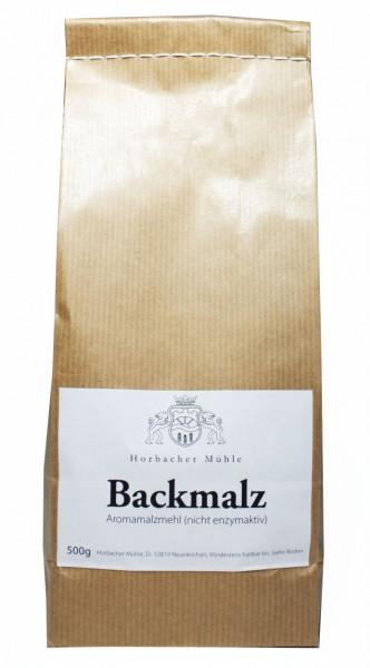 Backmalz (Aromamalz - inaktiv) 500g