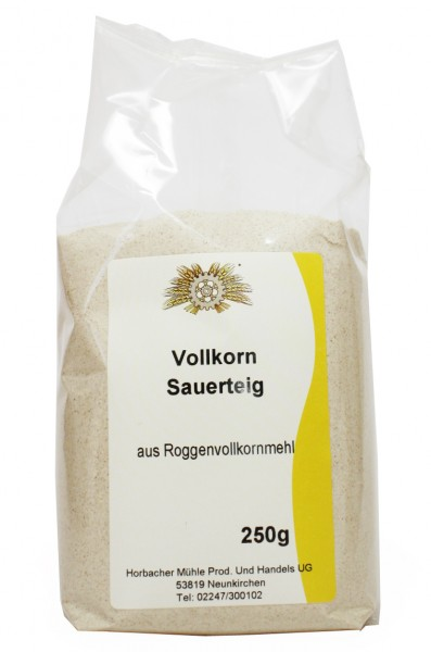 Vollkorn-Sauerteig trocken (250g)