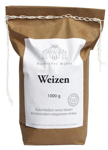 Ganzer Weizen (25kg)