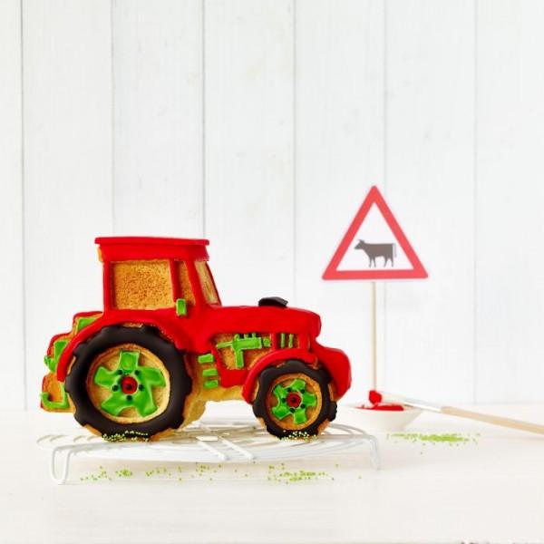 3D Backform Kalle (Traktor)