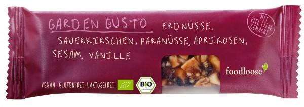 Foodloose Riegel (Garden Gusto)