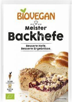 BIO Meister Backhefe Trocken (7g)
