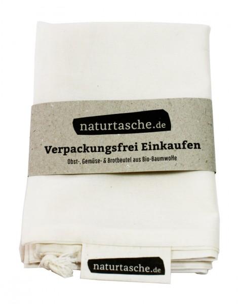 Naturtasche - Baguettebeutel (20x70cm)