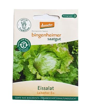 Eissalat Laibacher Eis (Bio-Saatgut)