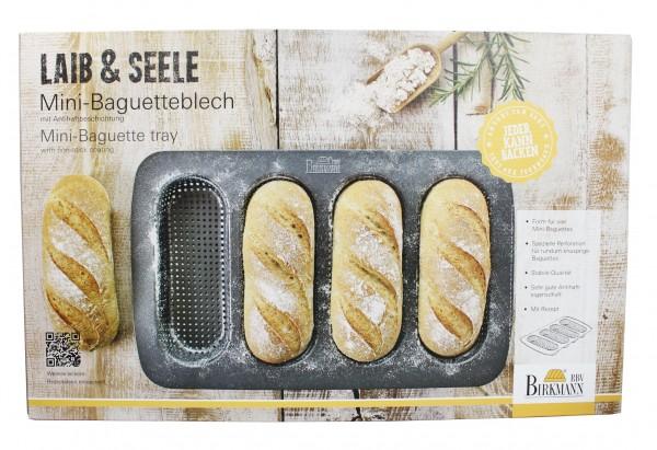 Mini-Baguetteblech