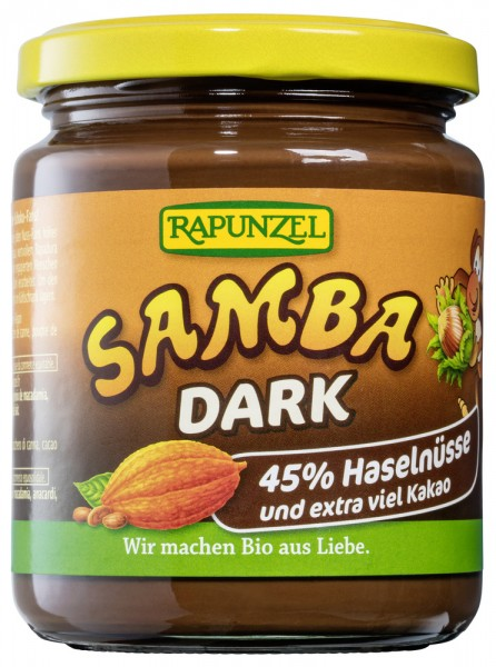 Samba Creme DARK (250g)