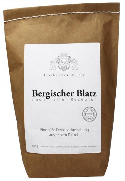Bergischer Blatz - Backmischung