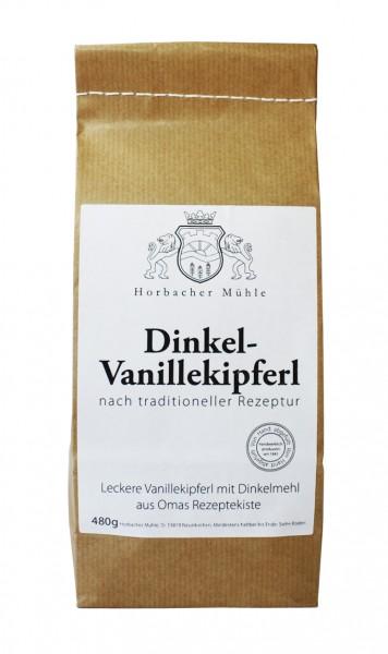 Dinkel-Vanillekipferl Backmischung (480g)