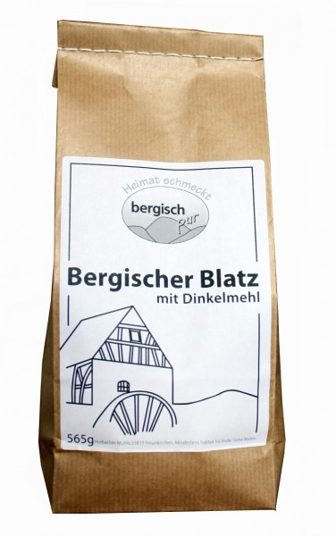 Bergischer Blatz 565g (BERG. PUR)