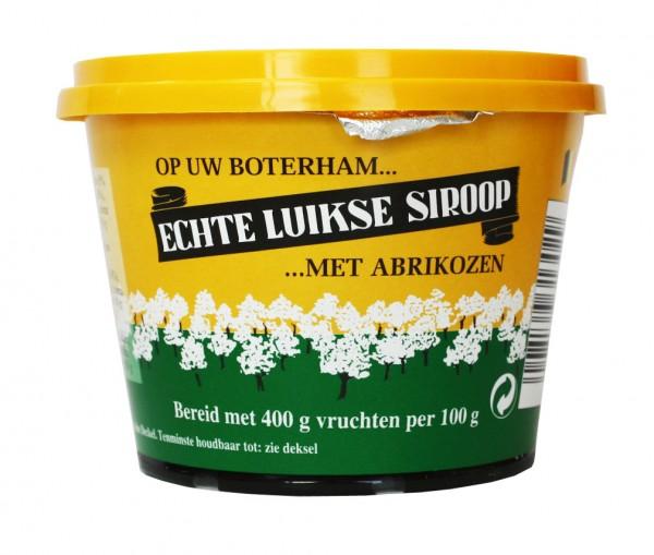 Sirop de Liege (mit Aprikosen)