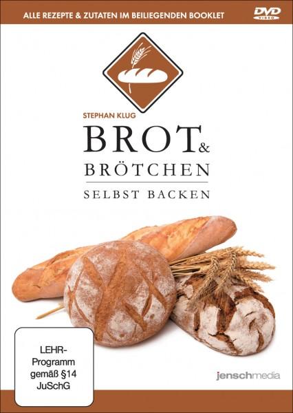 Brot & Brötchen selbst backen (DVD)
