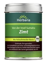 Herbaria Bio Zimt gemahlen (70g)