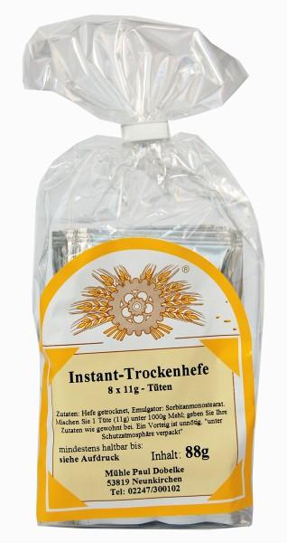 Instant Trockenhefe (8x11g)