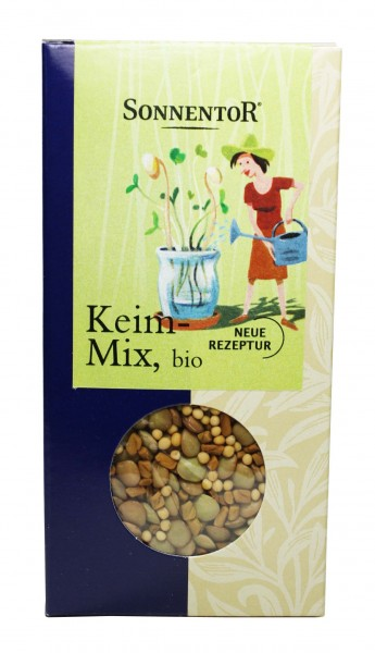 Bio Keimsaat (Keim-Mix) 120g