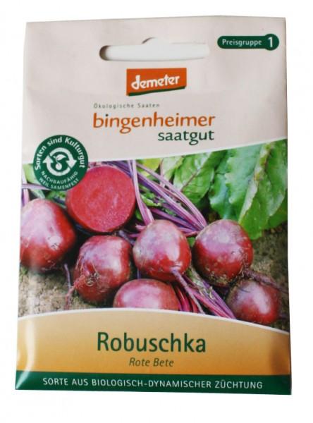 Robuschka Rote Bete (Bio-Saatgut)