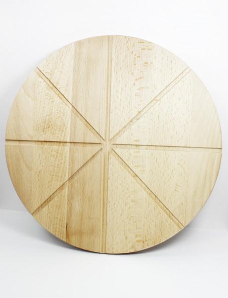 Holzbrett für Pizza (35cm)