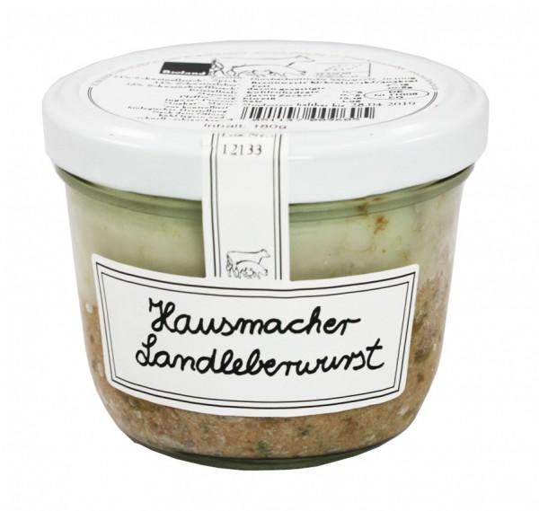 Bio Hausmacher Leberwurst (180g)