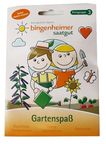 Kinder Gartenspaß Saatgutmischung