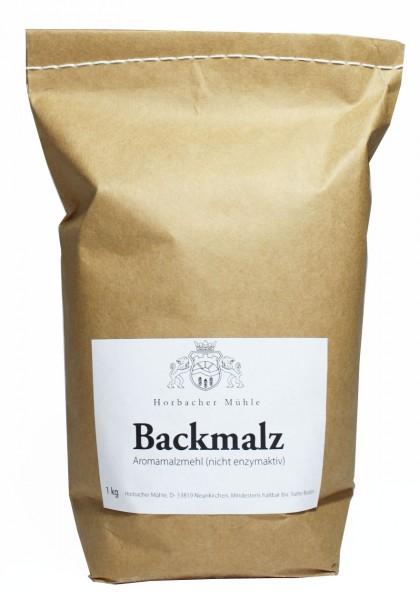 Backmalz (Aromamalz - inaktiv) 1 kg