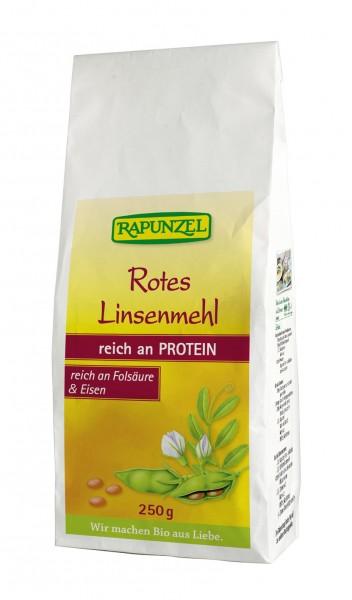 Bio Rotes Linsenmehl (250g)