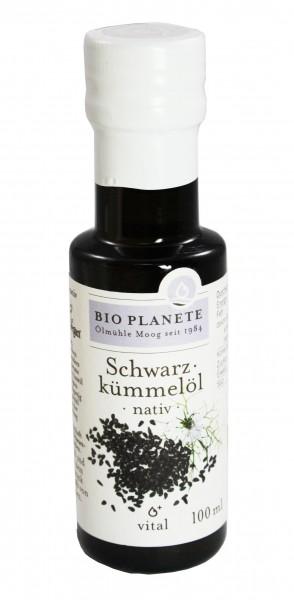 Bio Schwarzkümmelöl nativ (100ml)