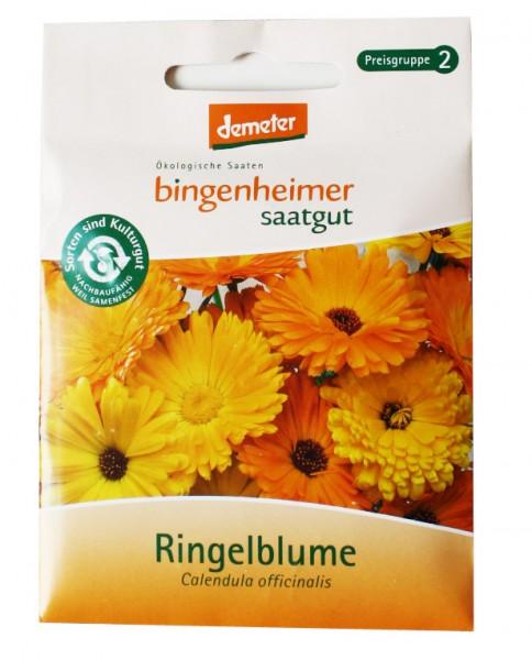 Ringelblume (Bio-Saatgut)