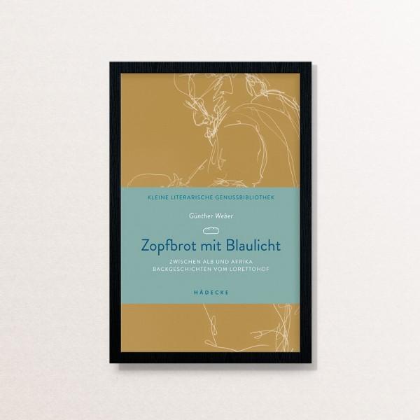 Zopfbrot mit Blaulich (Günther Weber)
