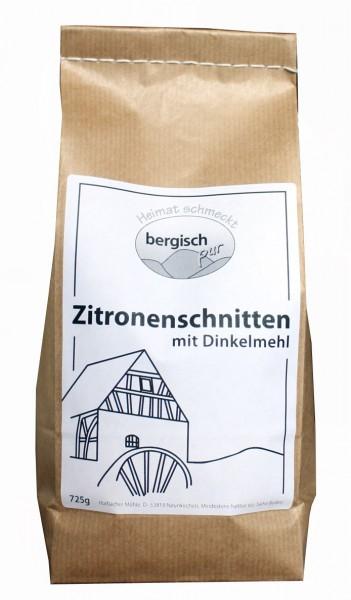 Zitronenschnitten 725g (BERG. PUR)