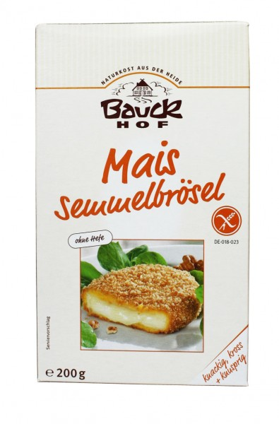 Bio Mais-Paniermehl (200g)