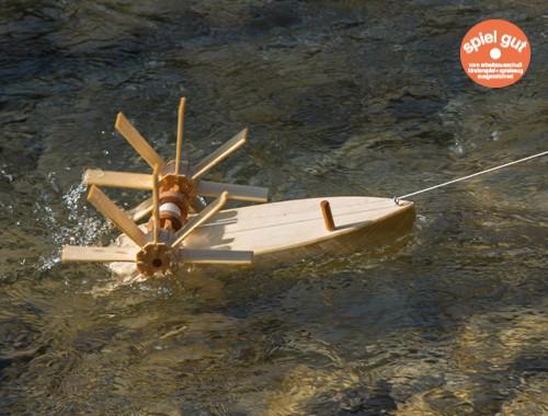 Forelle Schiffbausatz