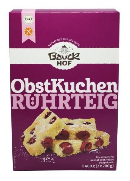 Obstkuchenteig (glutenfrei)