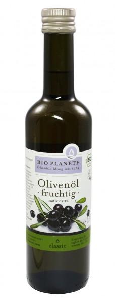 Bio Olivenöl fruchtig (500ml)