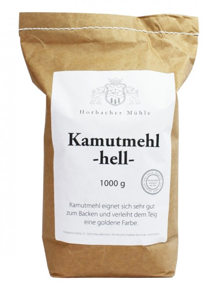 Kamutmehl -hell- (1kg)